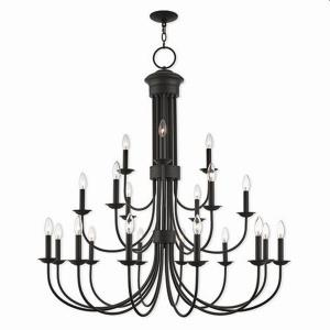 Estate - Twenty-One Light 3-Tier Chandelier