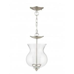 Home Basics - Two Light Hanging Fixture