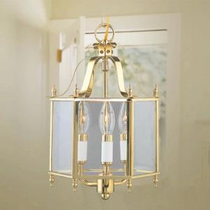 Home Basics - Three Light Hanging Fixture