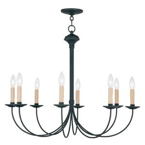 Heritage - Eight Light Chandelier