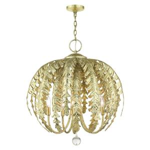 Acanthus - 5 Light Chandelier