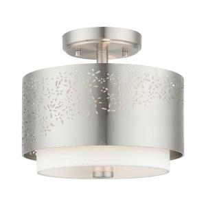 Noria - 2 Light Semi-Flush Mount