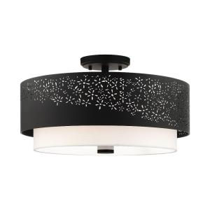 Noria - 4 Light Semi-Flush Mount
