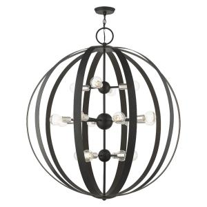 Modesto - 16 Light Foyer in Modesto Style - 42 Inches wide by 50 Inches high