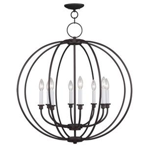 Milania - Eight Light Chandelier