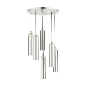 Ardmore - 6 Light Pendant in Ardmore Style - 19 Inches wide by 16.5 Inches high