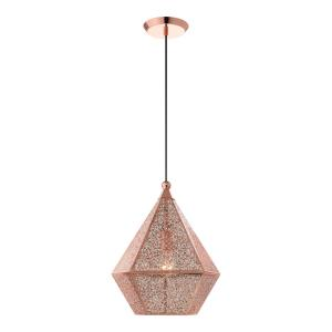"Aberdeen - 13.75"" One Light Pendant"