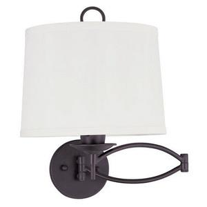 One Light Swing-Arm Wall Sconce