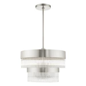 Norwich - 5 Light Chandelier in Norwich Style - 20 Inches wide by 22.75 Inches high