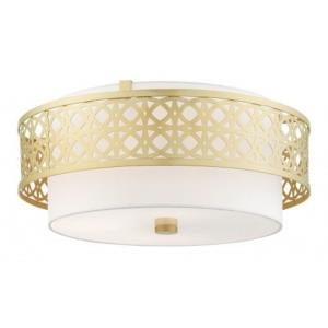 Calinda - 4 Light Semi-Flush Mount