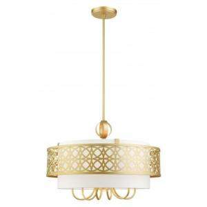 Calinda - 7 Light Pendant in Calinda Style - 24.75 Inches wide by 25.5 Inches high