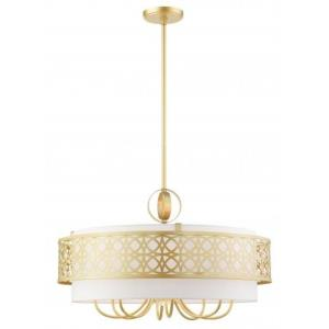 Calinda - 9 Light Pendant in Calinda Style - 30 Inches wide by 26.5 Inches high