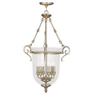 Legacy - Six Light Chain Hang Pendant