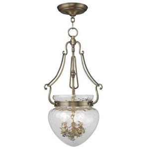 Duchess - Three Light Chain Hang Pendant