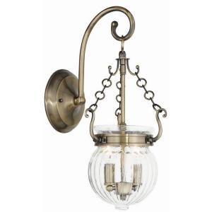 Everett - 2 Light Wall Sconce in Everett Style - 8.5 Inches wide by 17.75 Inches high