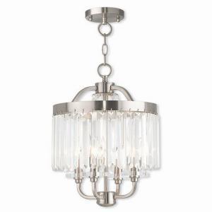 Ashton - Four Light Convertible Mini Chandelier