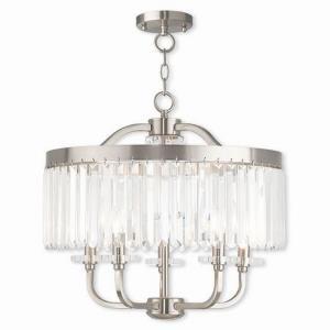 Ashton - Five Light Convertible Chandelier