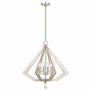 Diamond - Six Light Chandelier