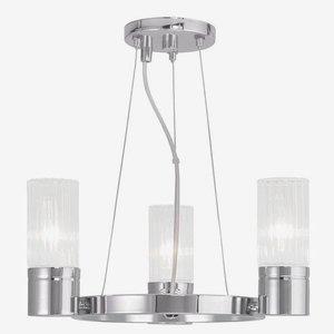 Midtown - Three Light Mini Chandelier