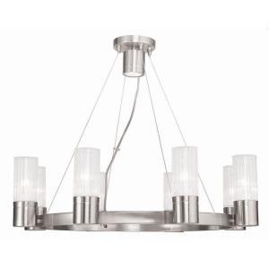 Midtown - 8 Light Chandelier