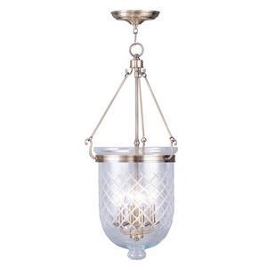 Jefferson - Four Light Chain Hanging Lantern