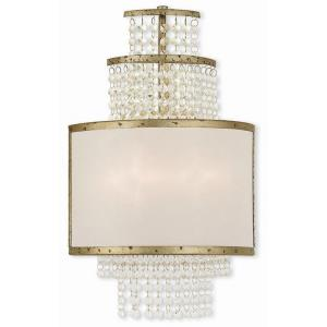 Prescott - 2 Light Wall Sconce in Prescott Style - 11 Inches wide by 18.5 Inches high