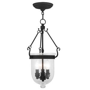 Jefferson - Three Light Chain Hang Pendant