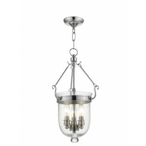 Jefferson - Three Light Chain Hanging Lantern