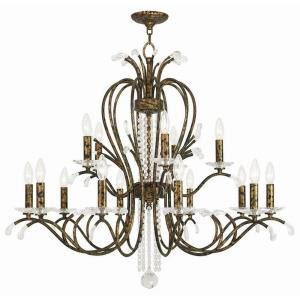 Serafina - 15 Light Chandelier