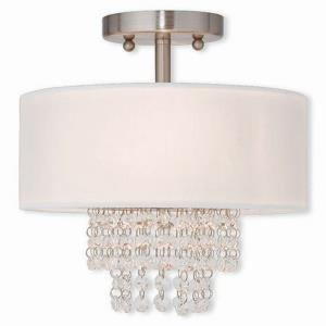 Carlisle - 2 Light Semi-Flush Mount