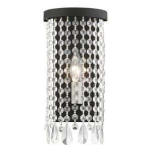 Elizabeth - 1 Light ADA Wall Sconce in Elizabeth Style - 6 Inches wide by 12.5 Inches high