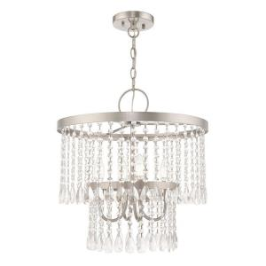 Elizabeth - 4 Light Pendant in Elizabeth Style - 18 Inches wide by 19.5 Inches high