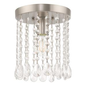 Elizabeth - One Light Flush Mount