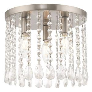 Elizabeth - Three Light Flush Mount