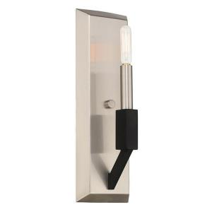 Beckett - 1 Light ADA Wall Sconce in Beckett Style - 4.5 Inches wide by 14 Inches high