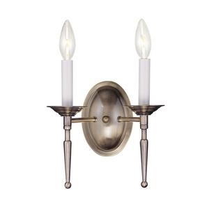 Williamsburgh - Two Light Wall Sconce