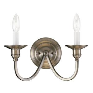 Cranford - Two Light Wall Sconce