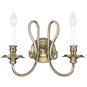 Caldwell - Two Light Wall Sconce