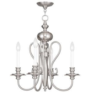 Caldwell - Four Light Chandelier