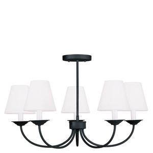 Mendham - Five Light Convertible Chandelier