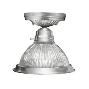 Home Basics - One Light Flush Mount