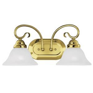 Coronado - Two Light Bath Bar