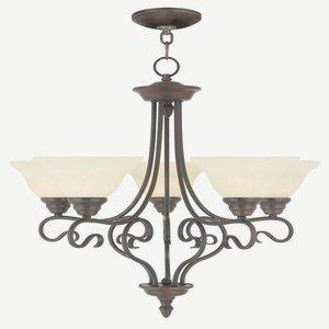 Coronado - Five Light Chandelier