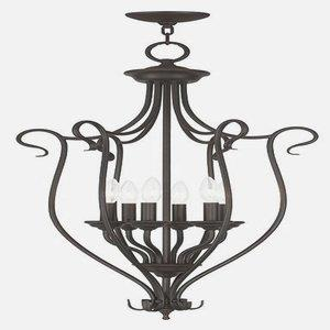 Coronado - Six Light Foyer