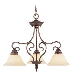 Coronado - Three Light Chandelier