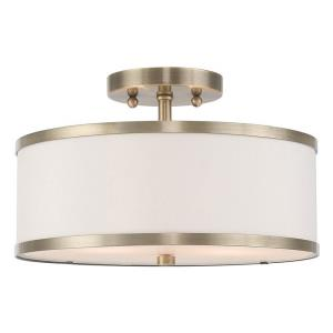 Park Ridge - Two Light Flush Mount