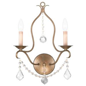 Chesterfield - Two Light Wall Sconce