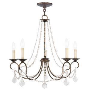 Pennington - Five Light Chandelier