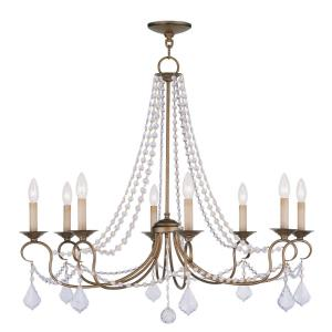 Pennington - Eight Light Chandelier