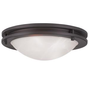 Ariel - 2 Light Flush Mount